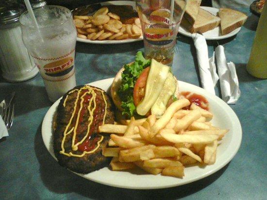 Wimpy's Diner:                   Wimpy Burger