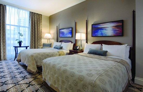 Magnolia Hotel And Spa: Superior Room with 2 Queen beds
