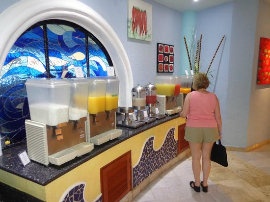 Iberostar Paraiso Del Mar: juices