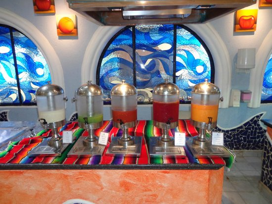 Iberostar Paraiso Del Mar: more fresh juice