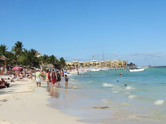 Iberostar Paraiso Lindo Playa Del Carmen Beach