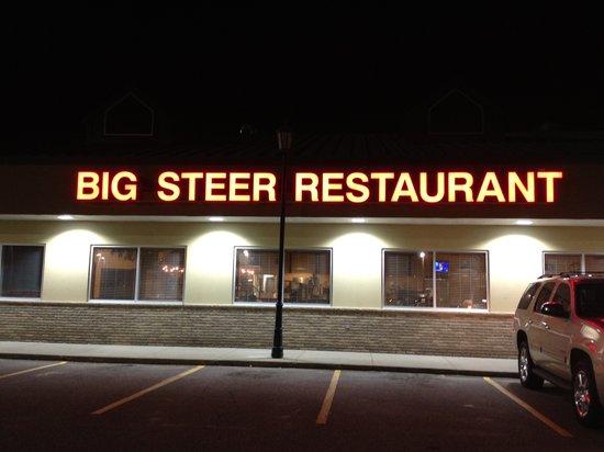 The Big Steer