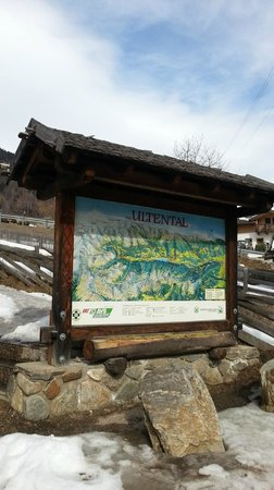 Ulten Farm Trail: Val d'ultimo