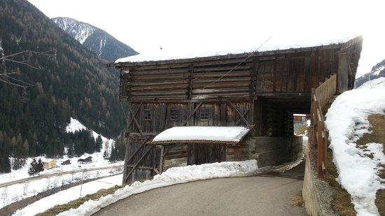 Ulten Farm Trail: tra i masi