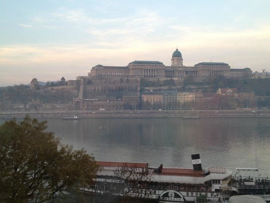 InterContinental Budapest:                   The Palace