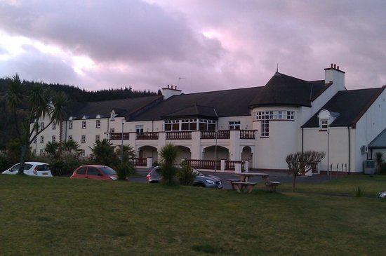 Auchrannie Spa Resort:                   Spa Resort
