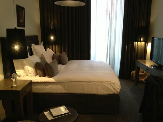 Blythswood Square:                   Our Room