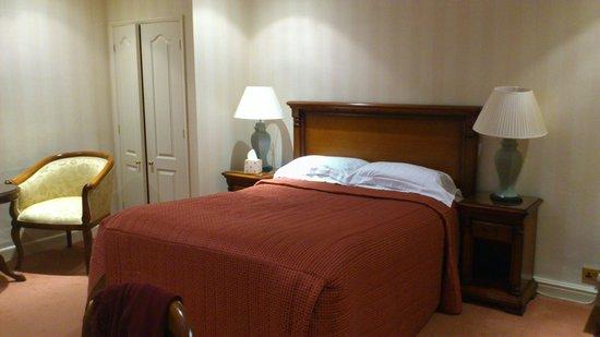 Best Western Plus Lake District, Keswick, Castle Inn Hotel:                   bedroom