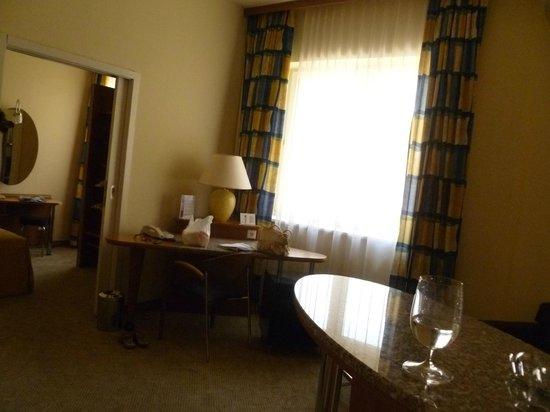 Starlight Suiten Hotel:                   Lounge