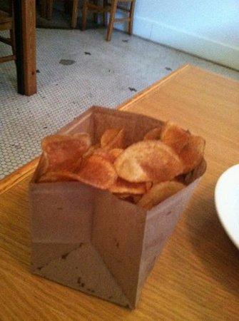 Pasture :                   chips