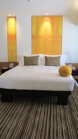 Dusit D2 Chiang Mai:                   chic bedroom in suite                 