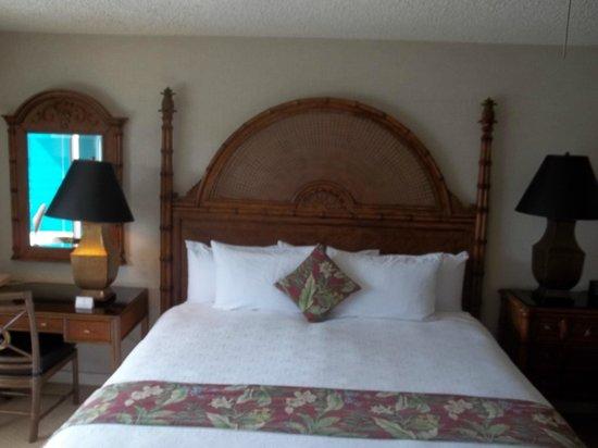 Santa Barbara Inn :                   Nice comfy bed
