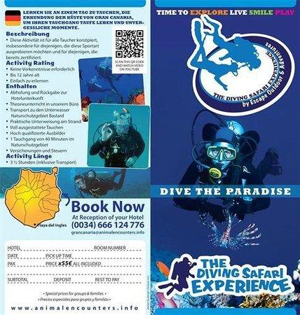 Discover Gran Canaria : Gran Canaria Scuba Diving Firsr Experience