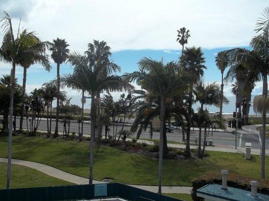 Santa Barbara Inn :                   Great view