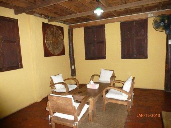 Tanita House:                   Living Room