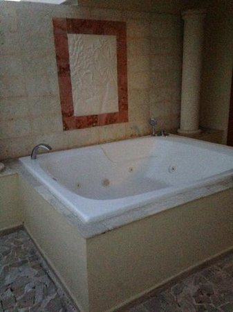 Whirlpool auf dem Balkon - Bild von TRS Yucatan Hotel ...