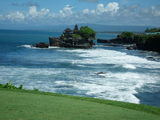 Pan Pacific Nirwana Bali Resort:                   Golf Course