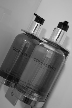 The Metropolitan: Toiletries