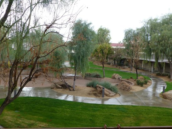 Thunderbird Executive Inn & Conference Center :                   View from our room