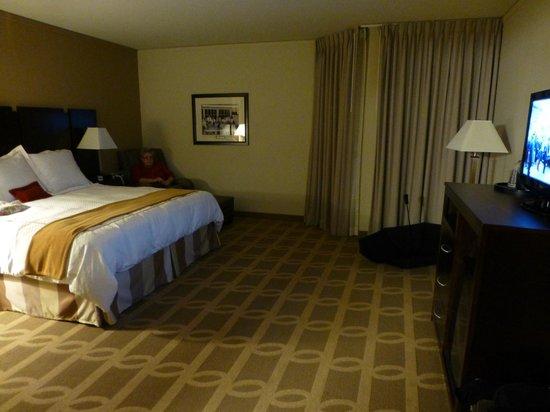 Thunderbird Executive Inn & Conference Center :                   Our room