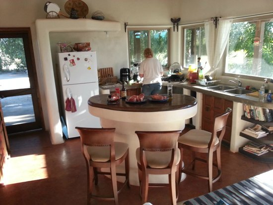 Gypsy's by the Sea - Beach Guest House:                   kitchen
