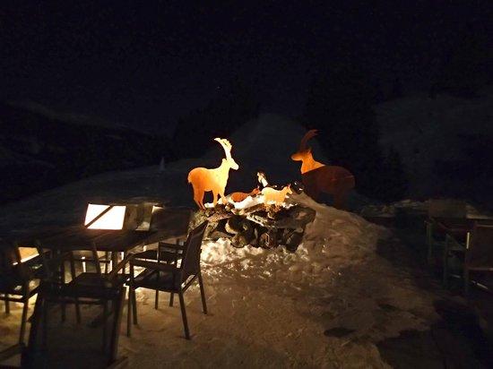 Berghaus Alpenroesli:                   Outdoor Scene