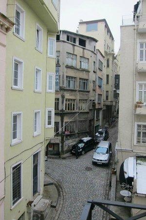 Serdar-i Ekrem 59:                   View from our window