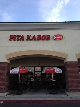 Pita Kabob and Grill