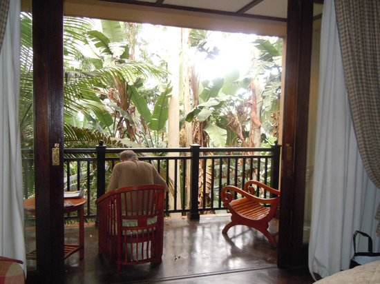 Fairmont Zimbali Lodge: kamer met balkon