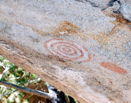 Cochise Stronghold, A Nature Retreat: Ancient Rock Art