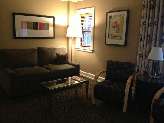 Hotel Andra: room