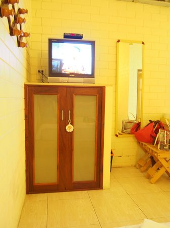 My Home Guest House:                   TV