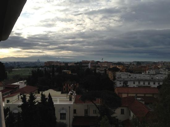 Hotel Pineta Palace:                   vista dall'alto
