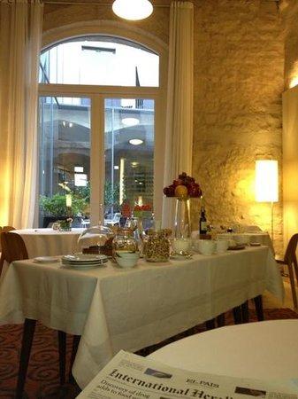 Mercer Hotel Barcelona :                   Breakfast, The Mercer