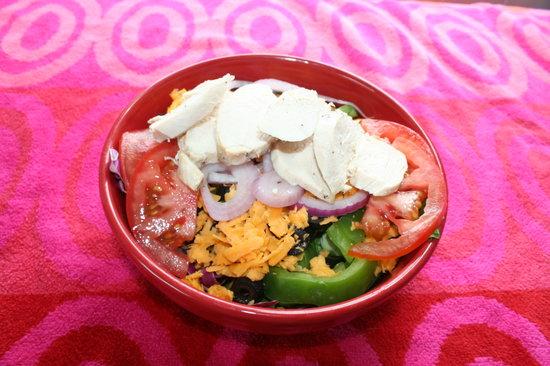 Cloud Cafe: Chicken Salad