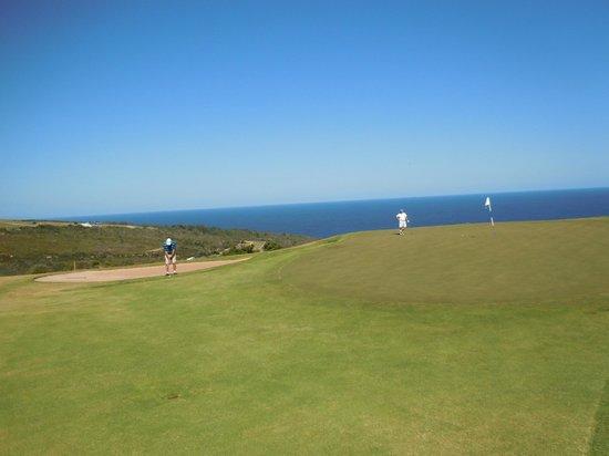 Oubaai Hotel Golf & Spa: golfbaan oubaai