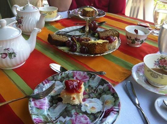 Afternoon Tea at Chatters Tea Room