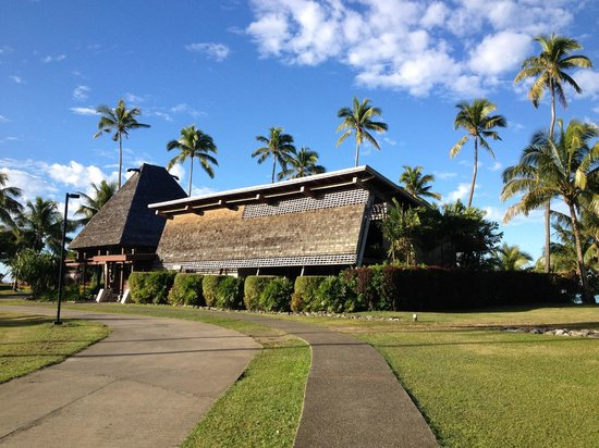 Shangri-La's Fijian Resort & Spa:                   this was the gym area and golf shop