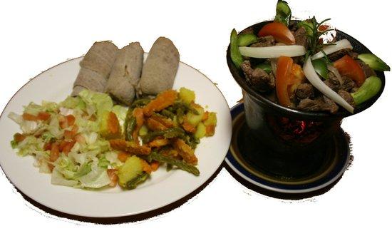 Redi-et Ethiopian Cuisine
