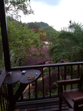 Thongtapan Resort:                   Great to relax on the deck with a beer or two and company :)