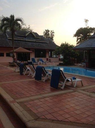 Baan Nern Sai Resort Phuket: very relaxing place