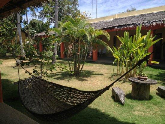 Hibiscus Garden Inn:                   Garden