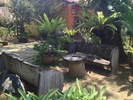 Hibiscus Garden Inn:                   The Garden                 
