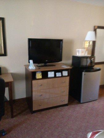 Best Western Mountainbrook Inn :                   TV
