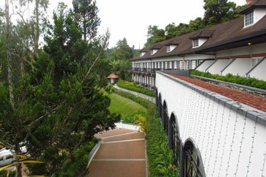 Cameron Highlands Resort: beautifully restored old building