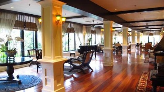 Cameron Highlands Resort: tea, scones or even muffins!