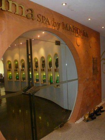 Padma Resort Legian:                                     Spa