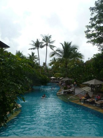 Padma Resort Legian:                                     Lagoon Pool