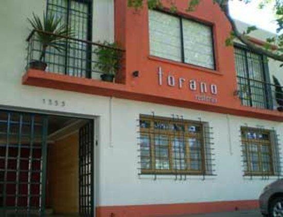 Torano Restoran :                   Nuestra estampa