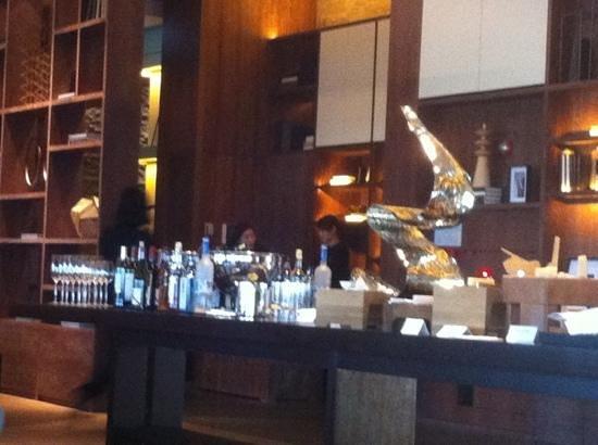 Conrad Seoul: executive lounge
